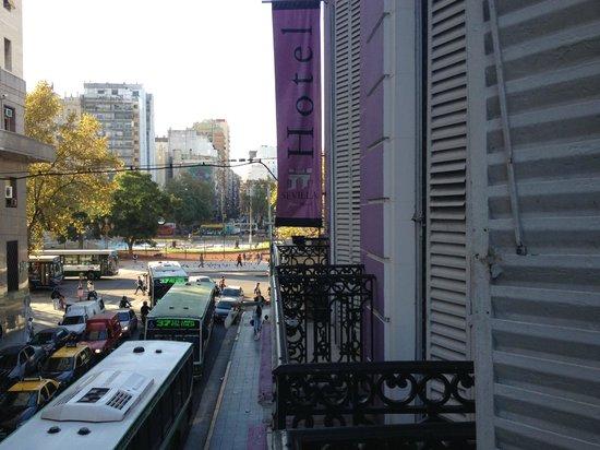 Sevilla Home Hotel : vista externa