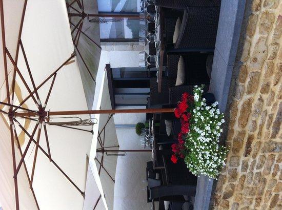 La Regalade : La terrasse