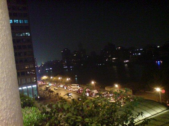Conrad Cairo: Panorama Giardino all'aperto Conrad