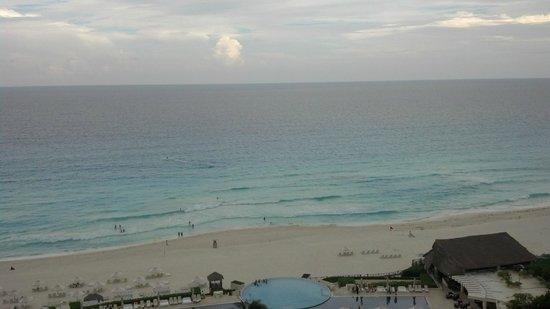 Live Aqua Beach Resort Cancun: View from my room