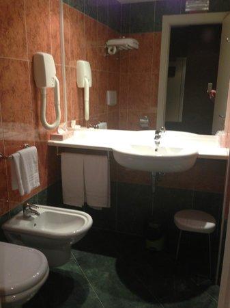 Hotel Major: bagno