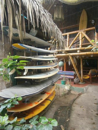 Viejamar Hostel: El surf te invita a la emoción