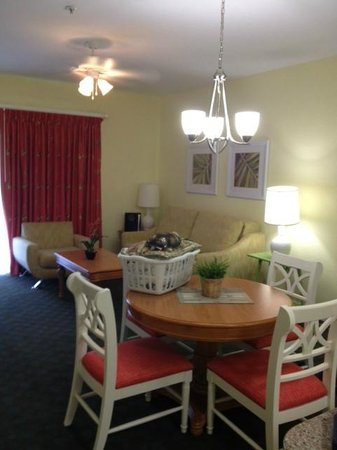 Festiva Orlando Resort: Living room