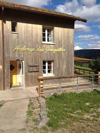 Restaurant Auberge Les Jonquilles