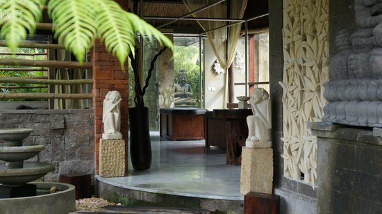 Dara Ayu Villas & Spa : Spa and gym