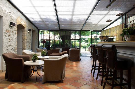 Hotel de Mougins : Le Bar