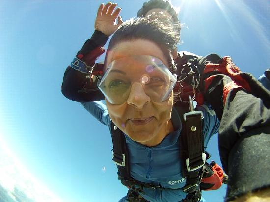 Skydive Interlaken: one of the best thing ever