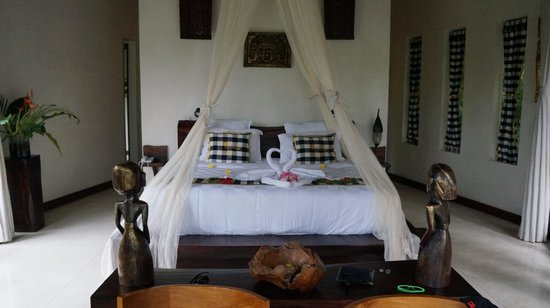Dara Ayu Villas & Spa : Bedroom
