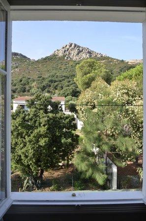Hotel Stella Mare : vista dalla camera