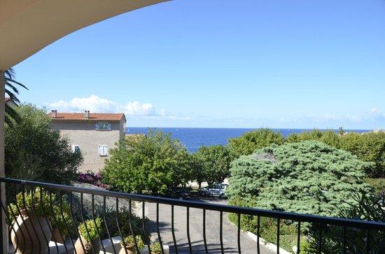 Hotel Stella Mare : vista dalla terrazza