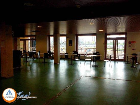 Auberge de Jeunesse Yves Robert : Accueil / Bar