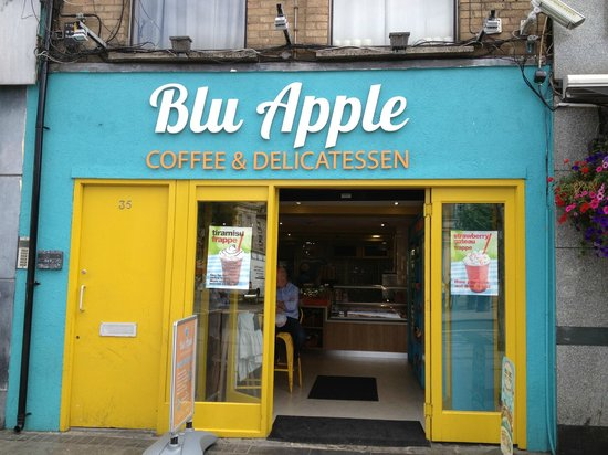 BluApple: Shopfront