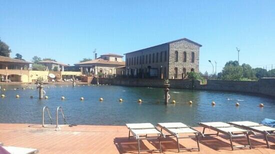 Calidario Terme Etrusche Hotel: piscina