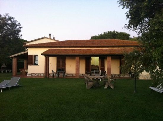 Agriturismo Al Girasole: struttura