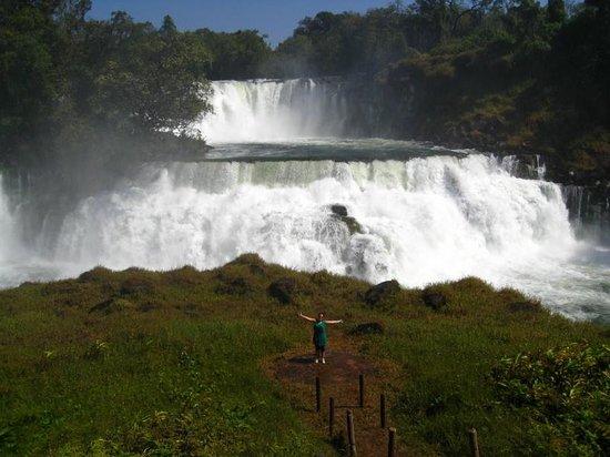 Ζάμπια: Kabweluma falls
