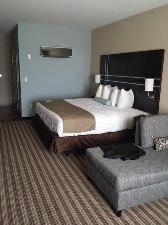 BEST WESTERN PLUS North Odessa Inn & Suites : King Bed