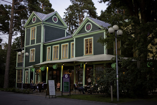 Villa Joma Restaurant