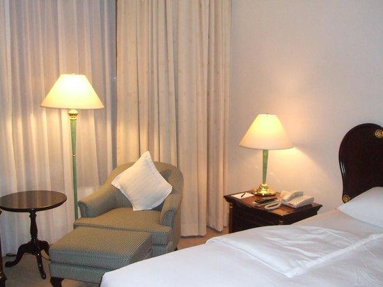 โรงแรมเอเวอร์กรีน ลอเรล: 部屋の様子