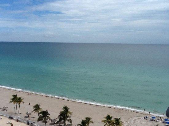 Marenas Beach Resort: vista 2