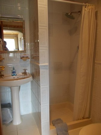 Bunratty Heights Bed and Breakfast: bagno