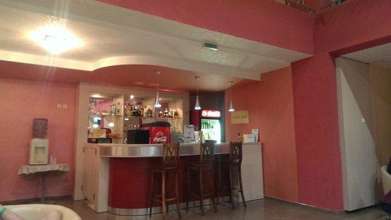 Hotel Longosa : Lobbybar