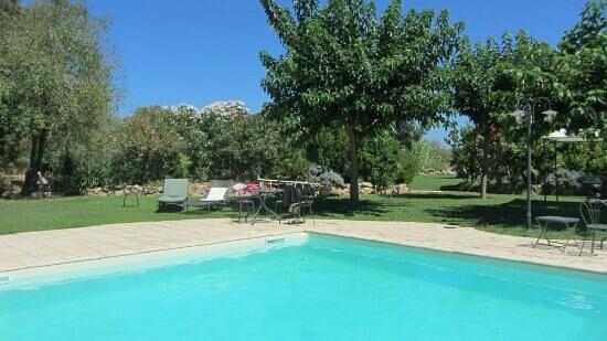Villa Loreto: piscina