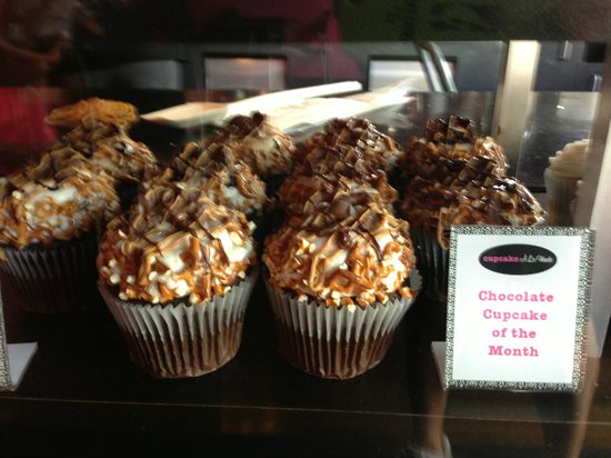 Cupcake a la mode kansas city mo