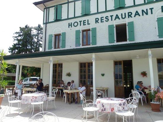 Hôtel-Restaurant de la Plage : Hôtel