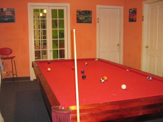 Hostel So Be : Pool