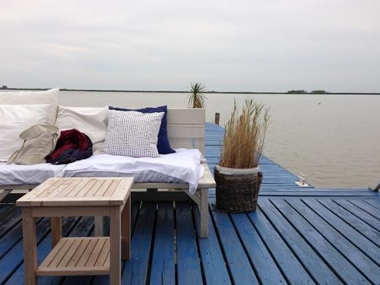 Haus Im See: geniessen mit blick auf den neusiedlersee