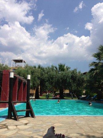 Hotel Despotiko: Η πισίνα