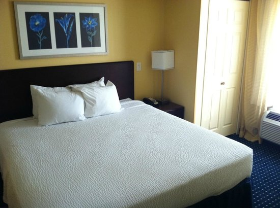 SpringHill Suites New Bern: Bedroom