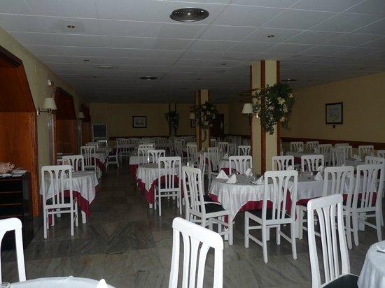 Hotel Nautilus : salle de restaurant