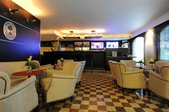 Four Seasons Hotel Bogota: Bar