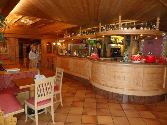 Hotel Sporting: zona bar