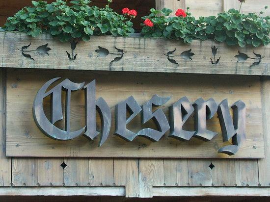 Restaurant Chesery : dito