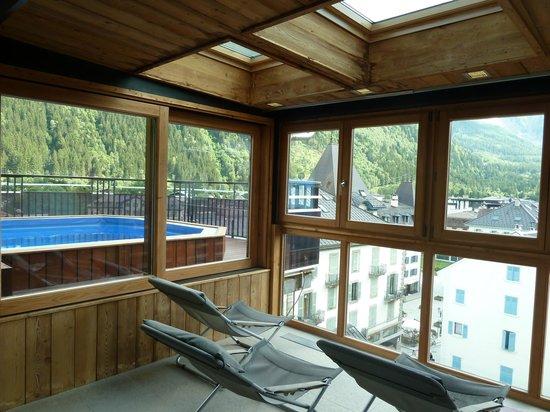 Park Hotel Suisse & Spa: Pool