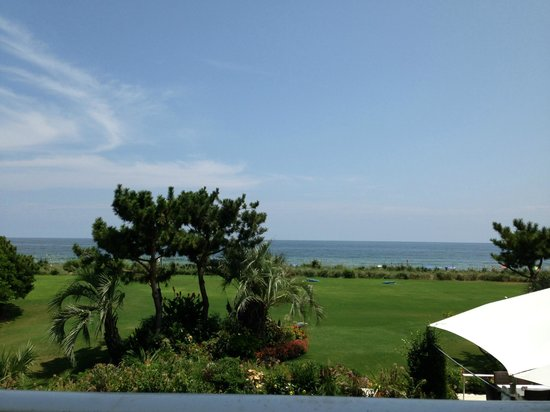 Blockade Runner Beach Resort: View from room