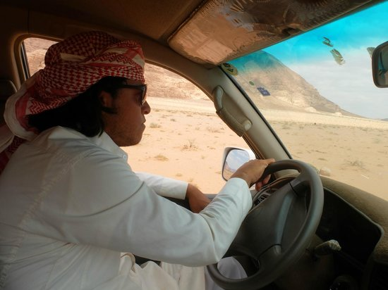 Jordan Nomads: Notre guide Salem