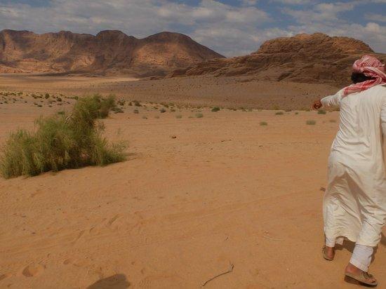 Jordan Nomads: La gerbille qui se sauve..