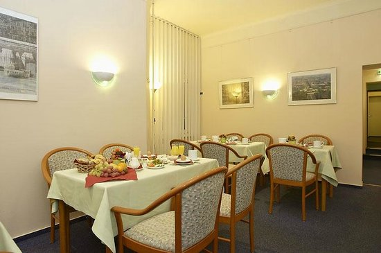 Juncker's Hotel Garni: Frühstücksraum
