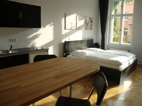 Juncker's Hotel Garni: Apartment