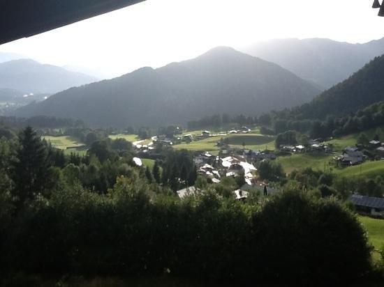 Villa Bello: uitzicht is super vanaf de kamer en ook uit de huiskamer