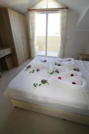 Gunes Hotel & Apartments: 2 BEDROOMS APARTMENT