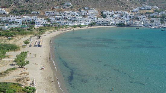 Villa Areto: Kamares beach