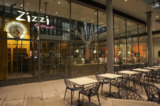 Zizzi - Central St. Giles