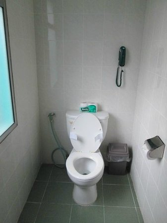An An Hotel: トイレも大変綺麗