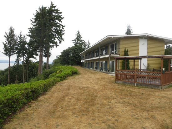 Astoria Crest Motel: Crest Motel