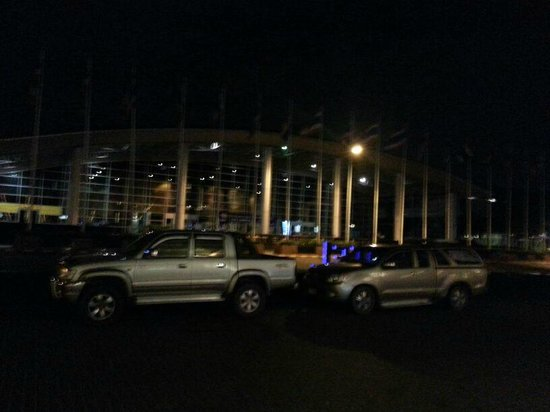 Novotel Bangkok IMPACT: Night view