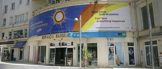 O Milagre de Fátima - Museu Interativo